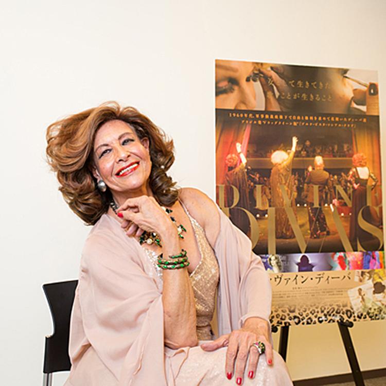 「芸術に性別がないように、私の生き方にも性別はないの」ディヴィーナ・ヴァレリアさん【Movie】