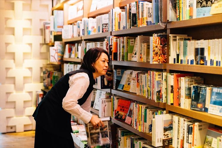 書店員:太田千亜美さん(38歳)