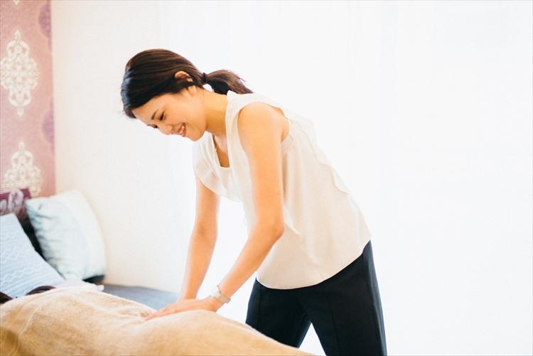 骨盤ケアセラピスト:三浦沙矢香さん(34歳)