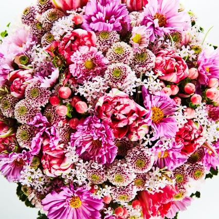 「季節のお花を楽しむ」習慣を教えてくれたおじいちゃんへ花束を