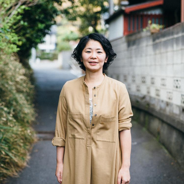 器作家:田中優佳子さん(43歳)