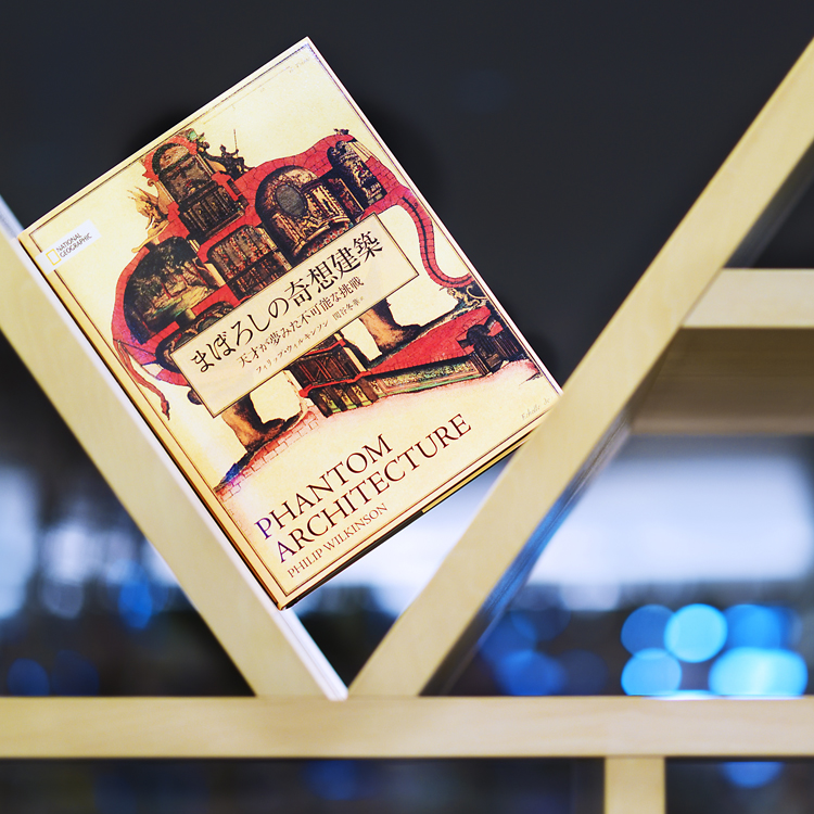建たなかった建築、50の物語『まぼろしの奇想建築 天才が夢みた不可能な挑戦』