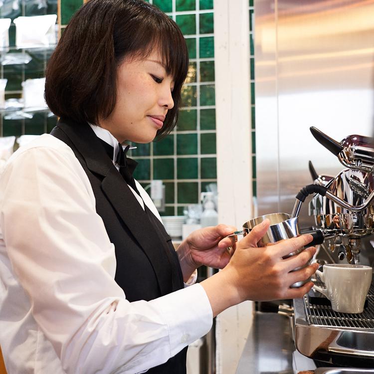 「1人で黙々とコーヒーと向き合っても結果は出ない」世界2位のバリスタ・鈴木樹さん