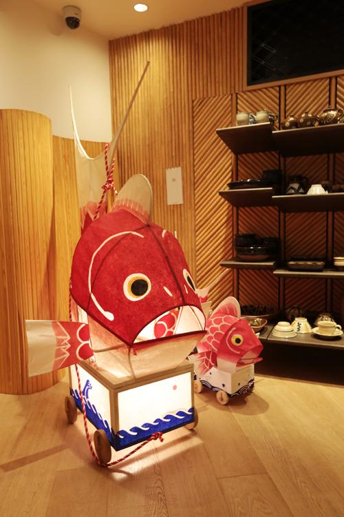 <59>ビームス「フェニカ」と、新潟「鯛車」の出会い
