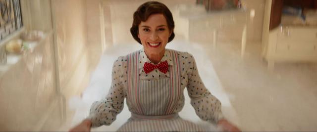 映画『メリー・ポピンズ リターンズ』と浅田真央が日本中に幸せの魔法をかける!