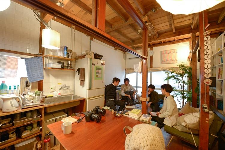 「家の中にテント」からはじまった20代建築男子の『DIY一戸建て賃貸生活』