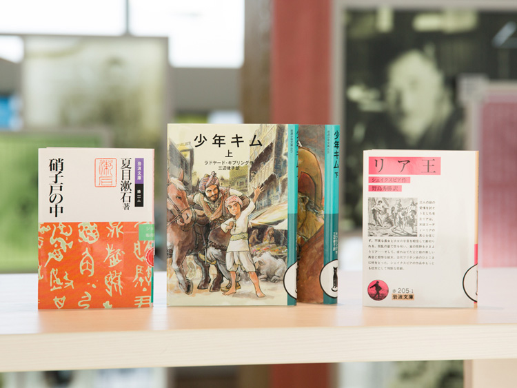<104>漱石記念館で文豪ゆかりのスイーツを