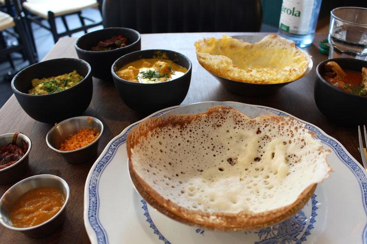スパイスって、罪なやつだな。スリランカ料理「Kanna Tanna」