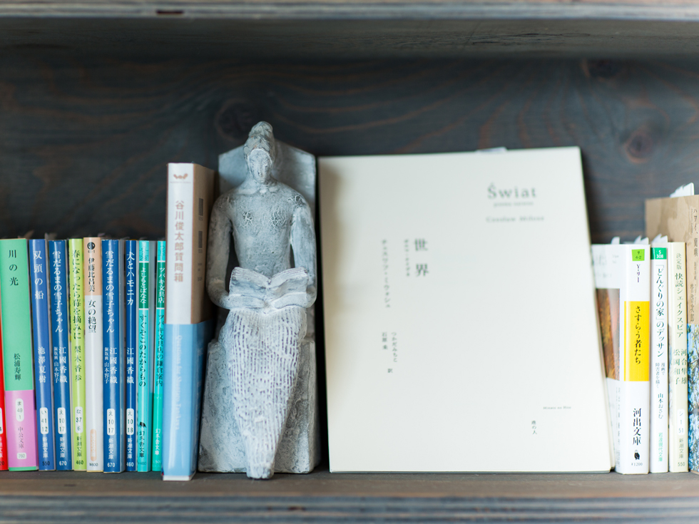 <107>「ずっと持っていたい本」が並ぶ葉山の店「BOOKSHOP Kasper」