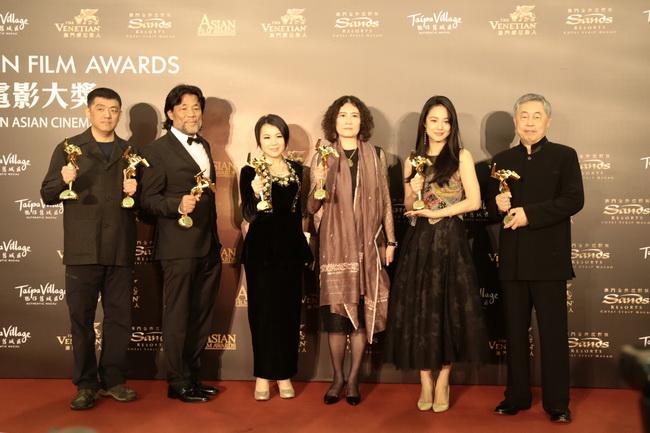 「第10回アジア・フィルム・アワード」授賞式