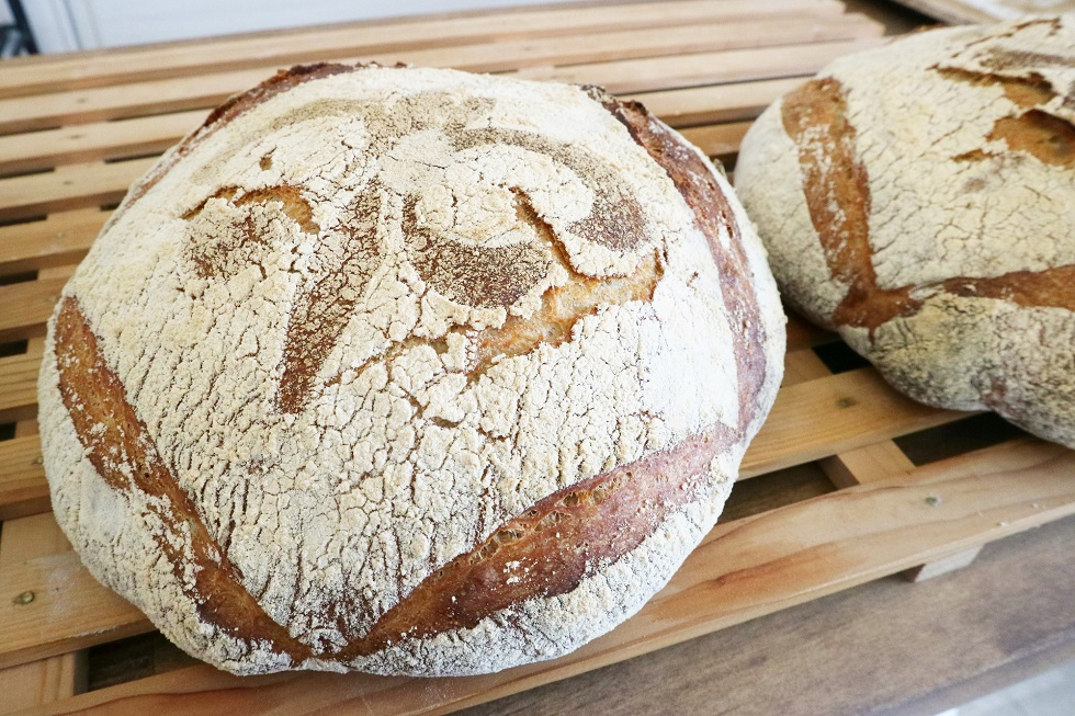 全国の小麦を駆使して生み出す、驚きのふんわりやさしい甘さ/オーディナリー