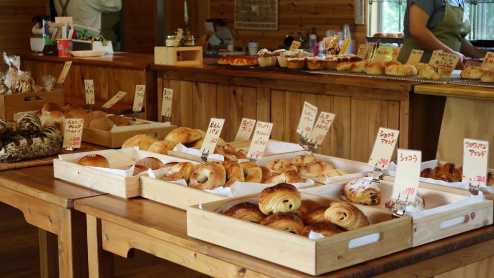 熊本のおいしい地元野菜をふんだんに使ったパン屋/パンダイゴ