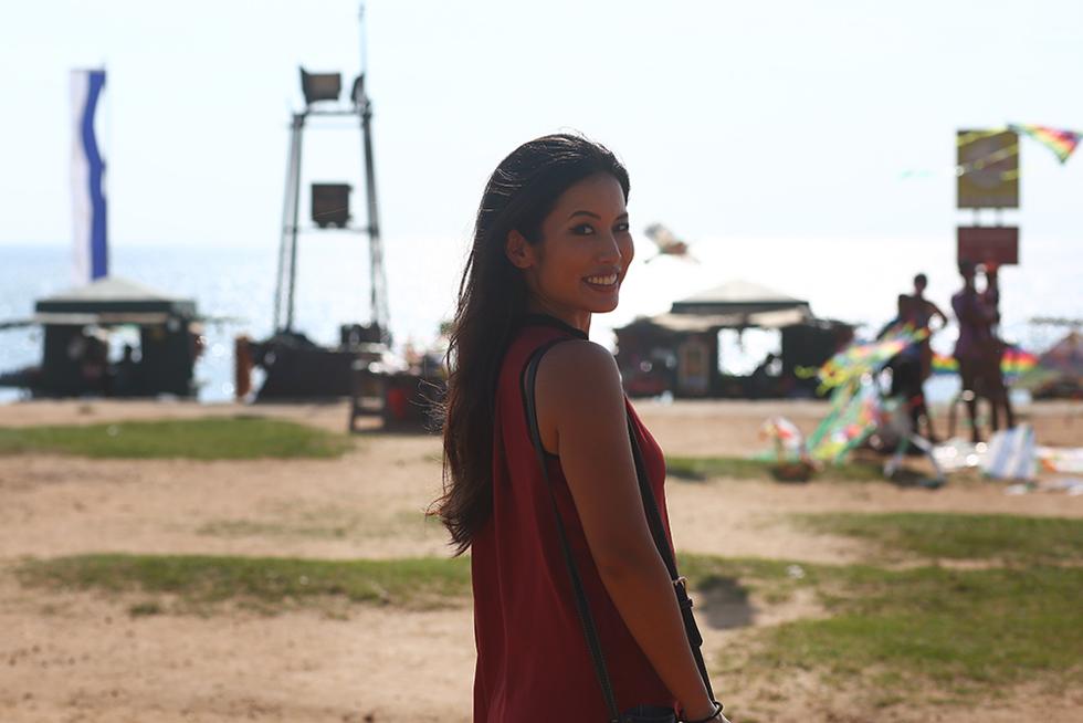 《スリランカ 光の島へ》<16>ガタイがよくて何が悪い?