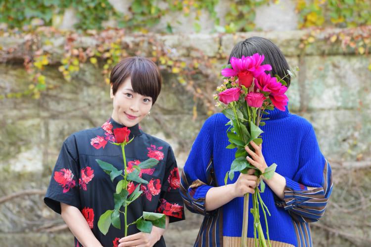 清川あさみさんと最果タヒさん「SNS時代、百人一首みたいに恋できる?」