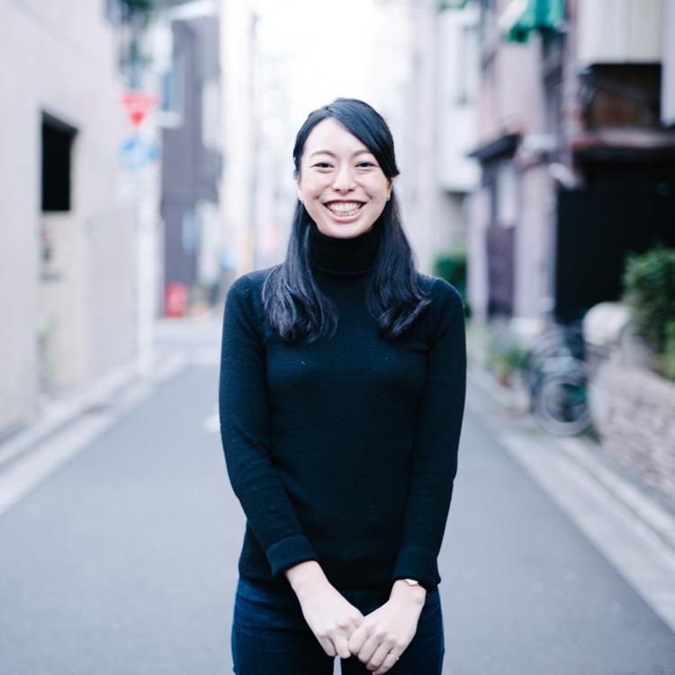 コーヒーディレクター:山下敦子さん(33歳)