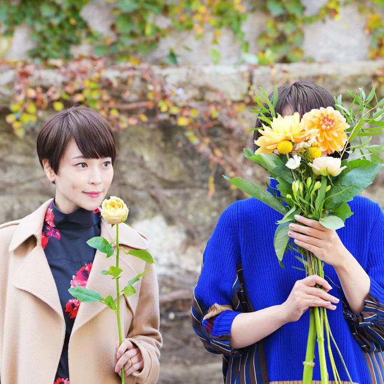 清川あさみさんと最果タヒさん「百人一首がくれる、恋の処方箋」