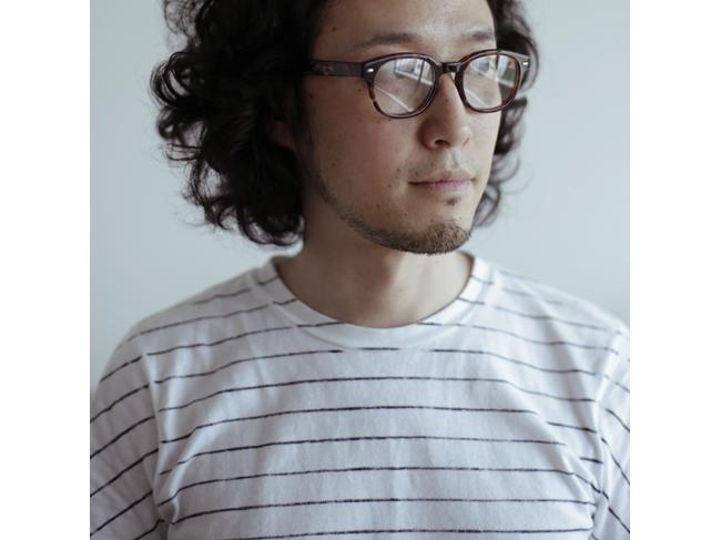 角田陽太さん(撮影 石塚定人)