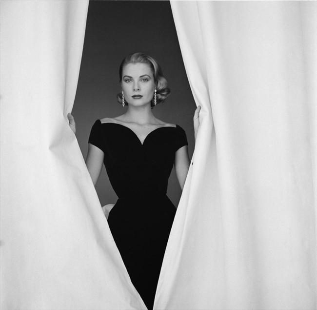 アカデミー賞も受賞し、名実ともにトップ女優に Grace Kelly(c)Howell Conant