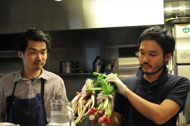 和田尚悟さん(左)と大谷陽平さん