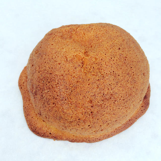 シラネ小麦のクッキーパン