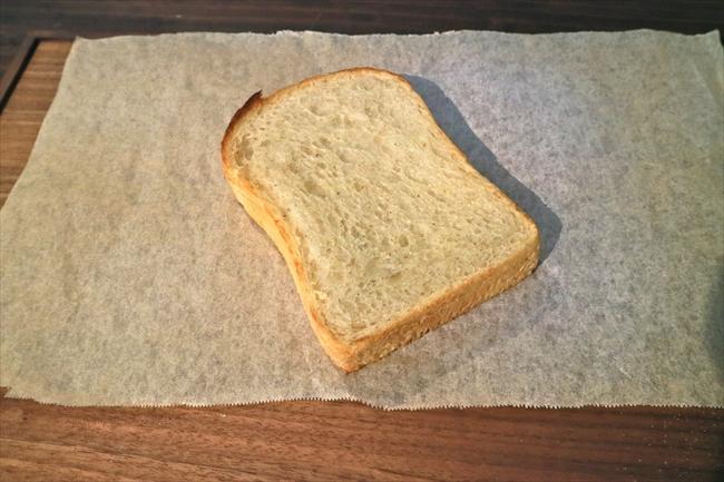 トーストしたハードトースト