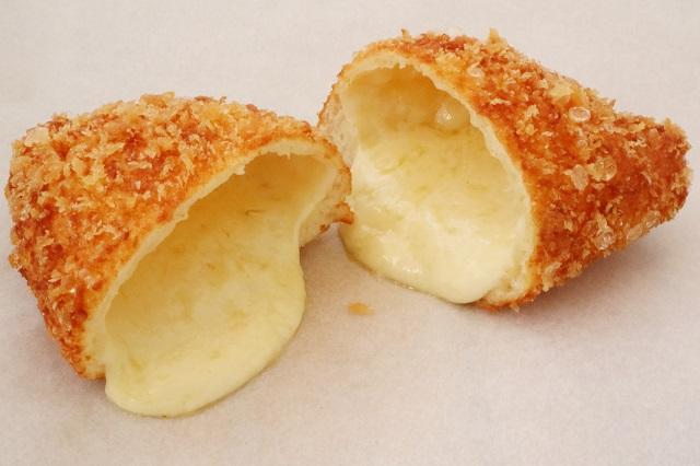 チーズ揚げパン