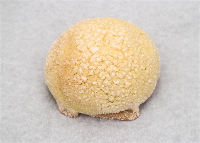 ザクふわメロンパン