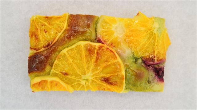 パレット オレンジ&カシス