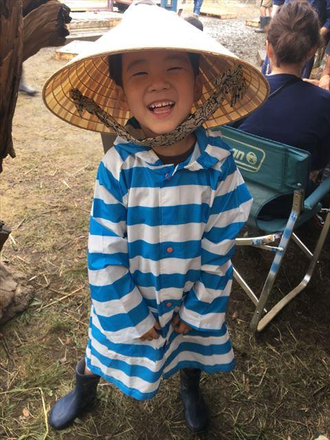 子ども笑顔には、無限の力がある