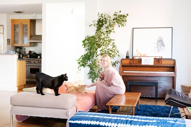 コンテンポラリーなデザインで支持を集めるアニカさんのジュエリーブランドAnnika Inez(アニカ・イネズ)。日本では全国のセレクトショップなどで販売されています