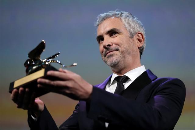 金獅子賞を受賞した「Roma」のアルフォンソ・キュアロン監督/Reuters