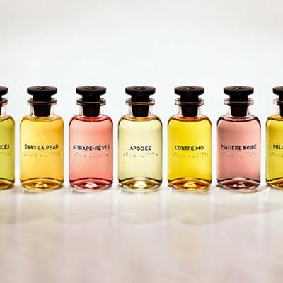 欲望の香り 夢への誘惑――ヴィトンの調香師ジャック・キャバリエ