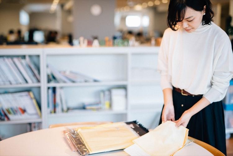 通販会社バイヤー:竹内敦子さん(31歳)