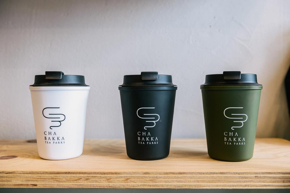 選び抜いた日本茶ばっかり13種類。「CHABAKKA TEA PARKS(チャバッカ・ティーパークス)」
