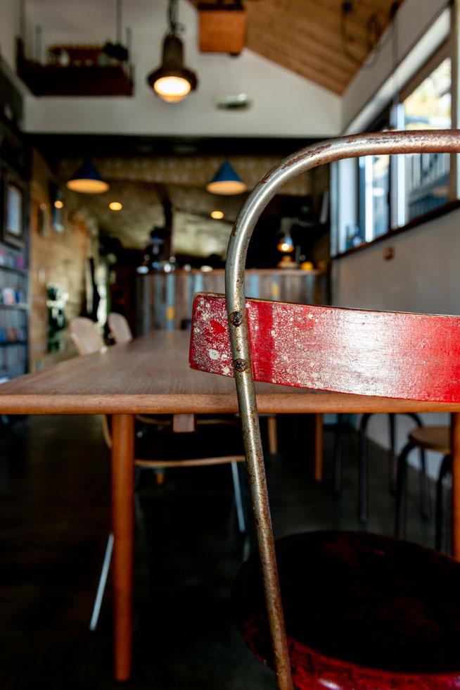 古民家カフェで続く、朝の掃除とあいさつ 「甘夏民家/雨ニモマケズ」(後編)