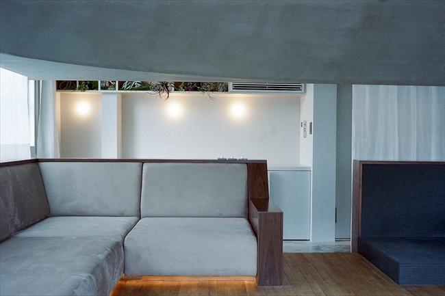 <155>最上階のペントハウスを、究極にリラックスできる空間に