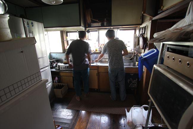<127>29歳男子3人、熱くて陽気なシェアハウス