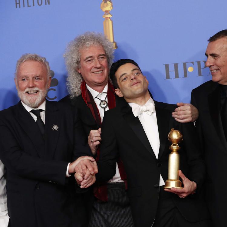 ゴールデングローブ賞、「ボヘミアン・ラプソディ」に栄冠