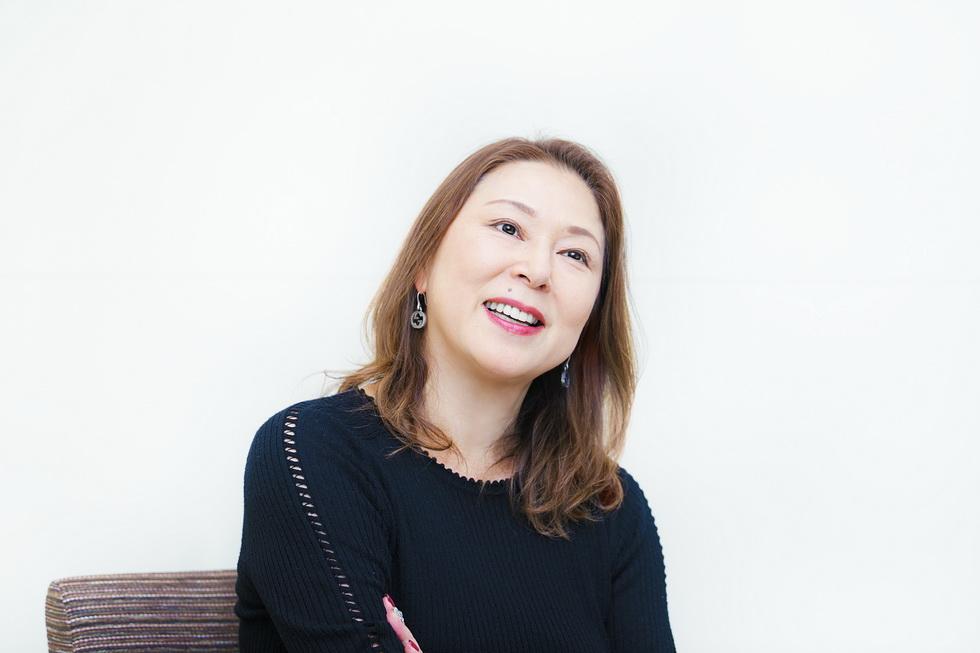 桐野夏生さん「そのときどきの最善を尽くし、誠実に書く。それだけを変わらずにしている」