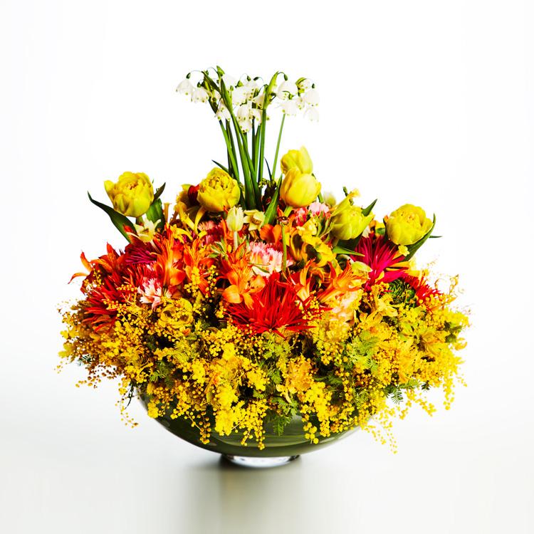 「今日か明日が山です」と言われた父が奇跡の回復。頑張った父と支えた母に花束を
