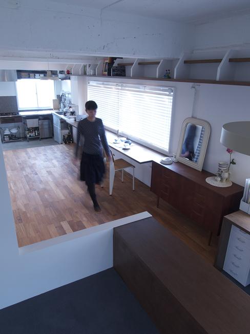 <78>ノマド夫妻の城は渋谷の38m²