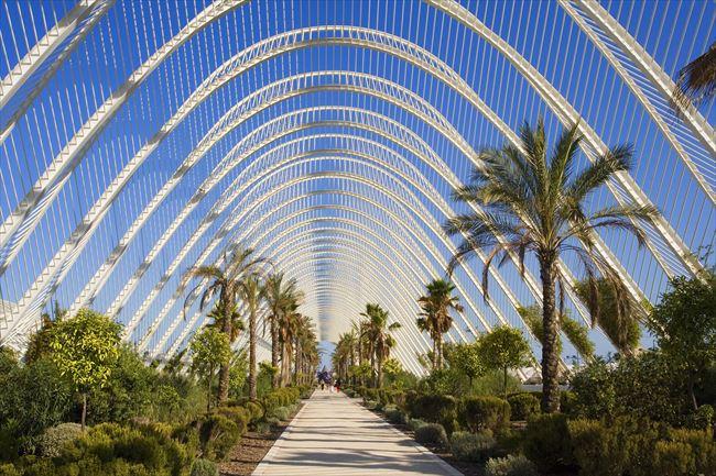 世界一うつくしい植物園