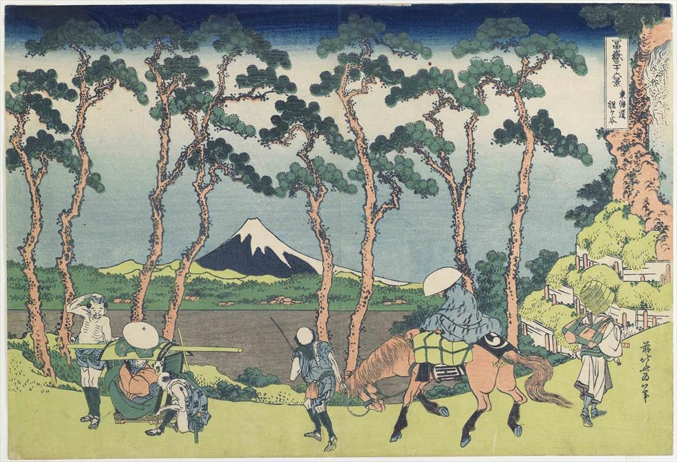 北斎とジャポニスム HOKUSAIが西洋に与えた衝撃