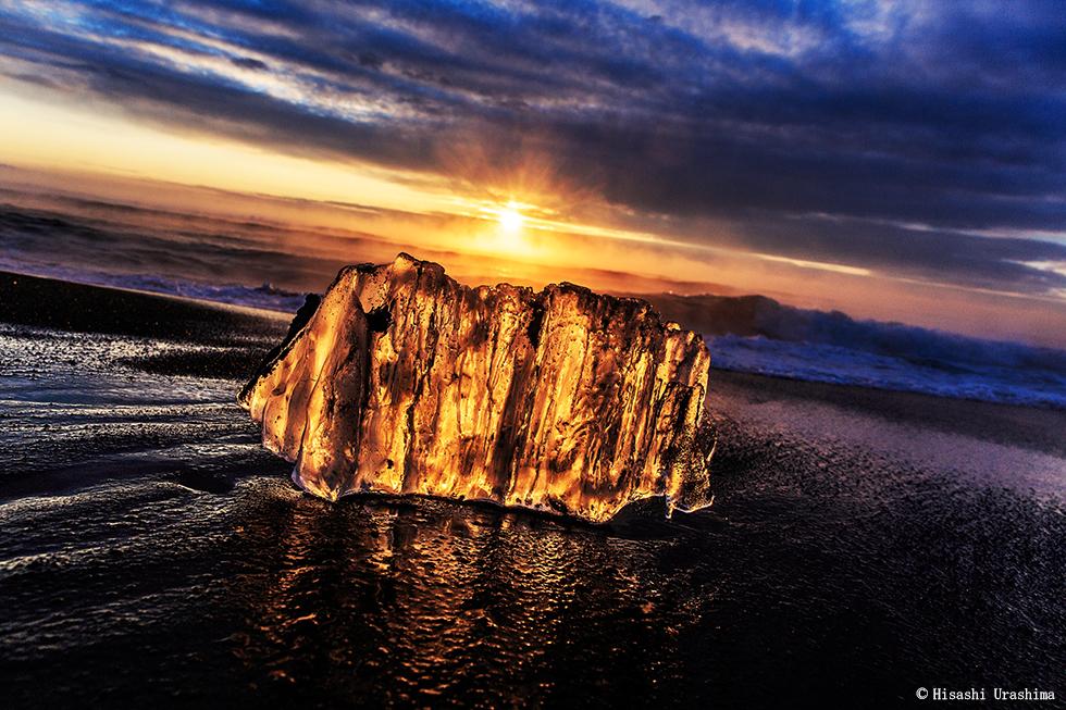 極寒の大自然が作り出す神秘の宝石「Jewelry Ice」