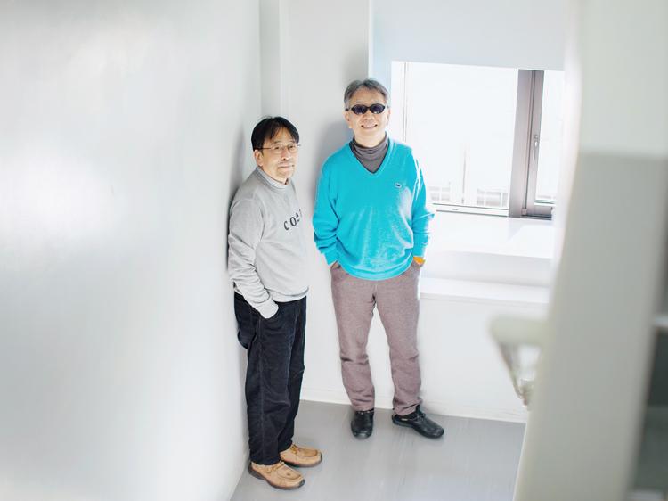 ゴンチチ、結成40周年超えて語る「相棒との関係」(後編)