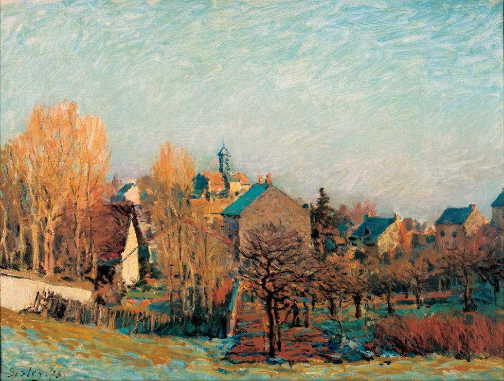プーシキン美術館展──旅するフランス風景画