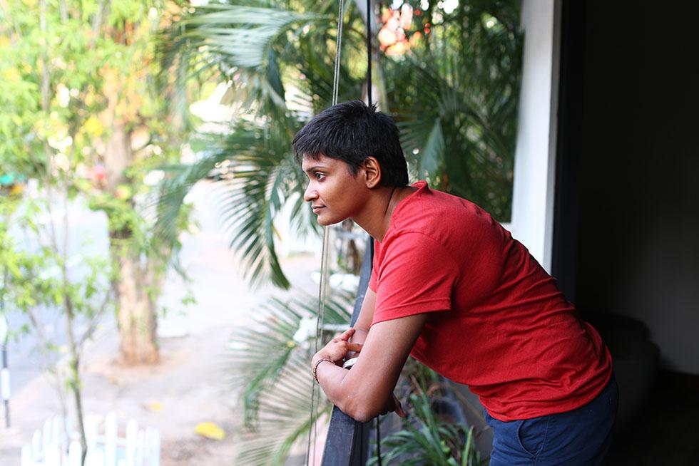 《スリランカ 光の島へ》<17>レズビアンとしてありのままに