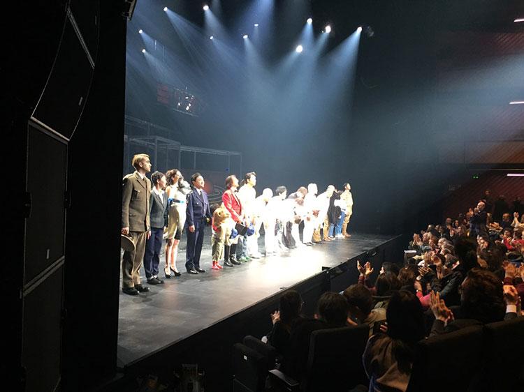 俳優 柿澤勇人さん「村上文学だけの世界、演劇でしかできないこと」<br>舞台『海辺のカフカ』東京凱旋公演