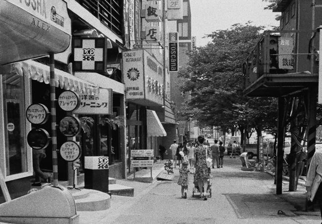 70年代 原宿の原風景 | 朝日新聞デジタル&w(アンド・ダブリュー)