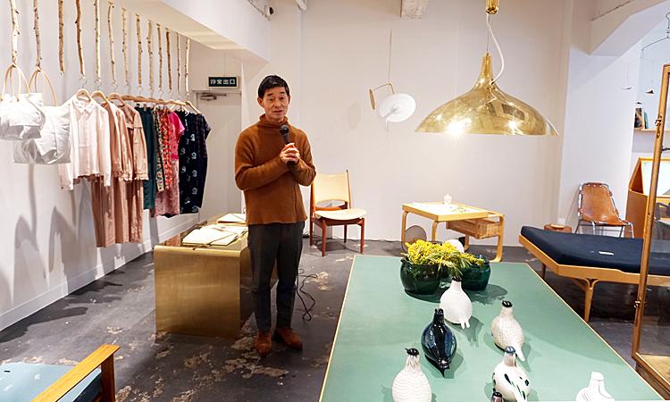 ミナペルホネン、暮らし彩る新店
